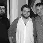Phil Jourdan gets 'Bookedended' by Robb Olson and Livius Nedin of Booked podcast