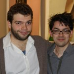 Phil Jourdan and Michael J Seidlinger