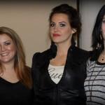 The ladies of ManArchy: Chelsea Kyle, Pela Via, Misty Bennett