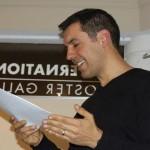 Michael Paul Gonzalez reads