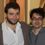 Phil Jourdan and Michael J Seidlinger