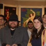 Michael J Seidlinger, Garrett Cook, Kirsten Alene, Ben Loory, and others